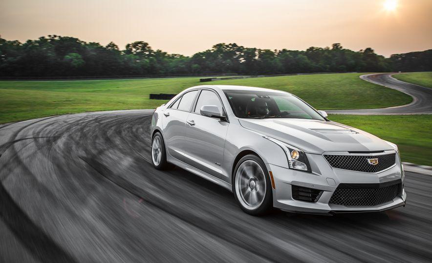 2016 Cadillac ATS-V sedan - Slide 5