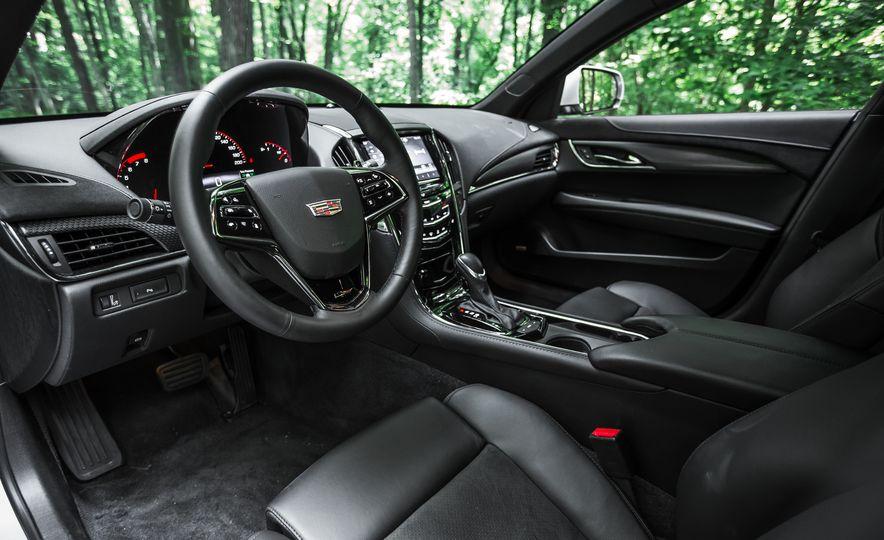 2016 Cadillac ATS-V sedan - Slide 9