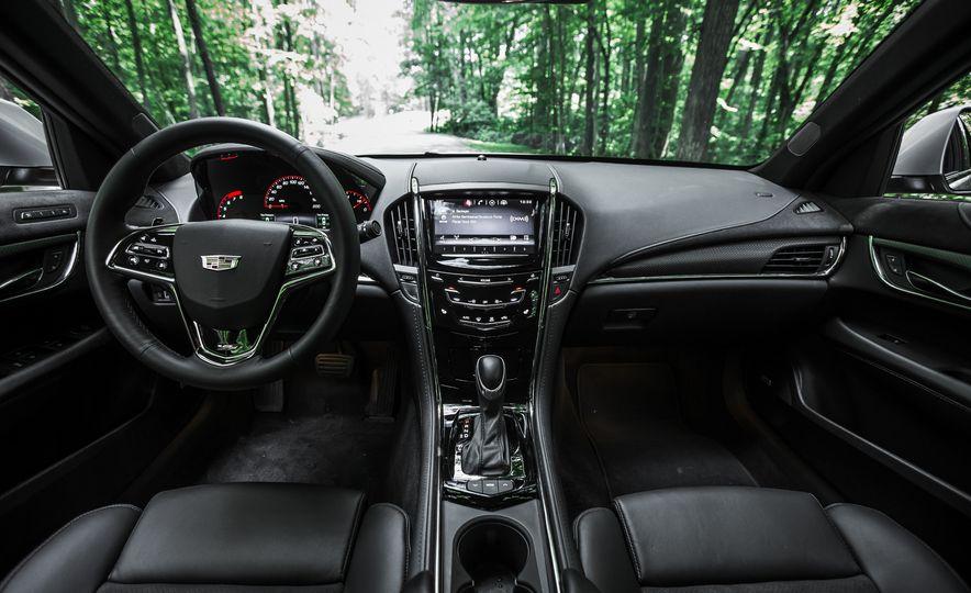2016 Cadillac ATS-V sedan - Slide 11