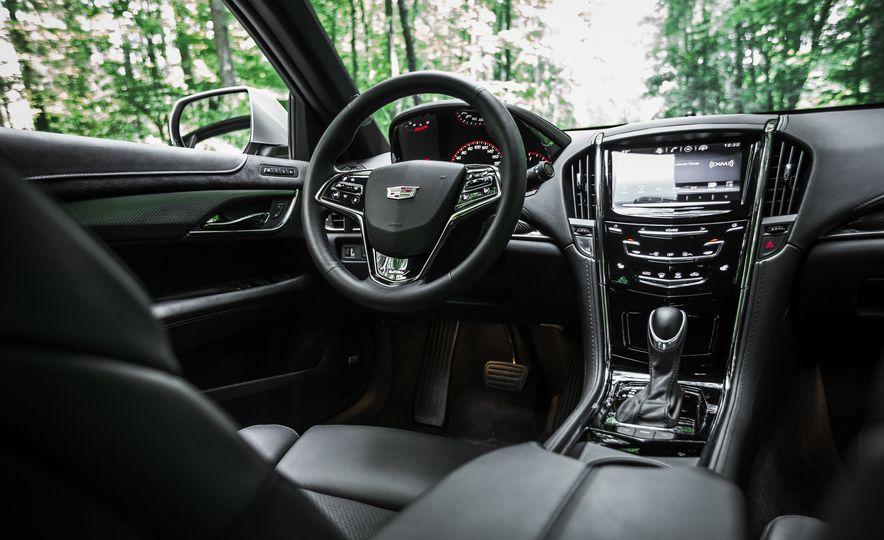 2016 Cadillac ATS-V sedan - Slide 13