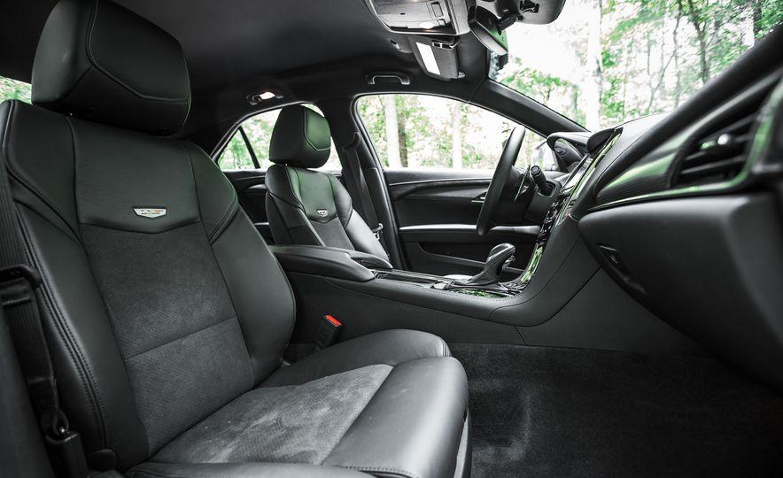 2016 Cadillac ATS-V sedan - Slide 16