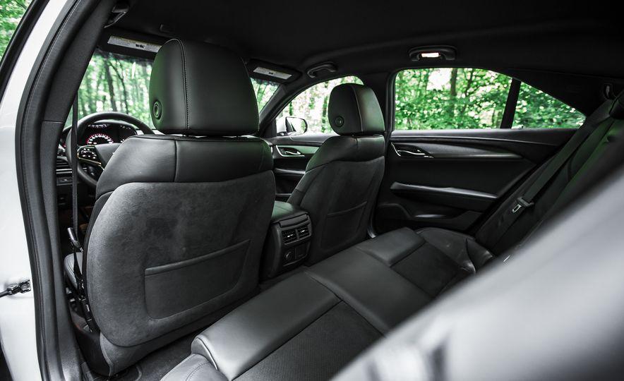 2016 Cadillac ATS-V sedan - Slide 18