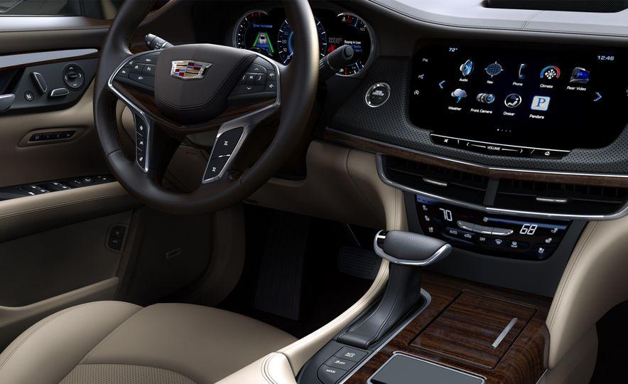 2016 Cadillac ATS-V sedan - Slide 21