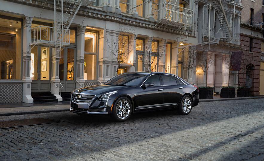 2016 Cadillac ATS-V sedan - Slide 23