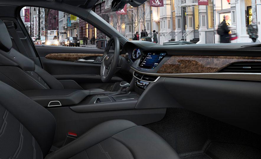 2016 Cadillac ATS-V sedan - Slide 26