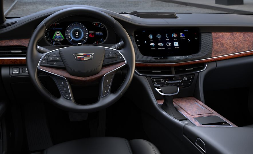 2016 Cadillac ATS-V sedan - Slide 28