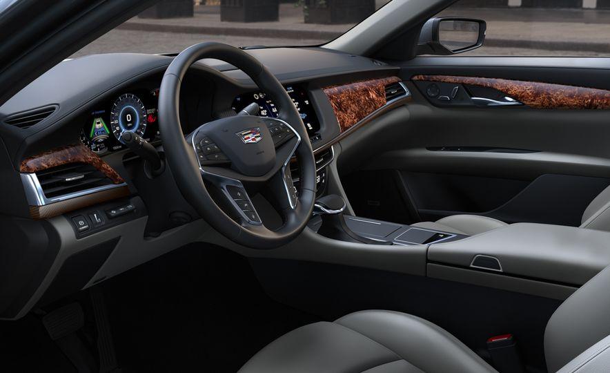 2016 Cadillac ATS-V sedan - Slide 24