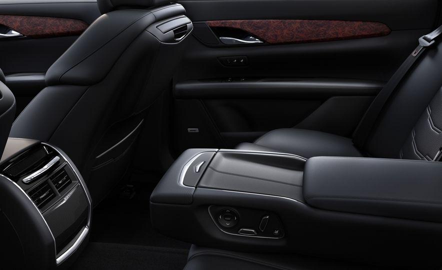 2016 Cadillac ATS-V sedan - Slide 30