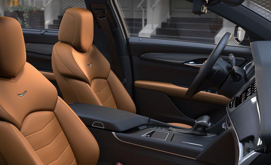 2016 Cadillac ATS-V sedan - Slide 31