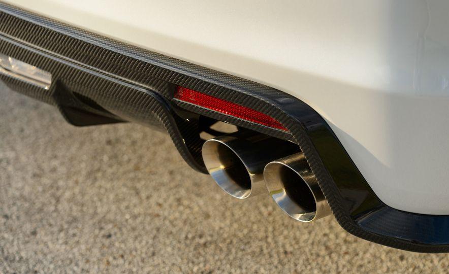 2016 Cadillac ATS-V sedan - Slide 44