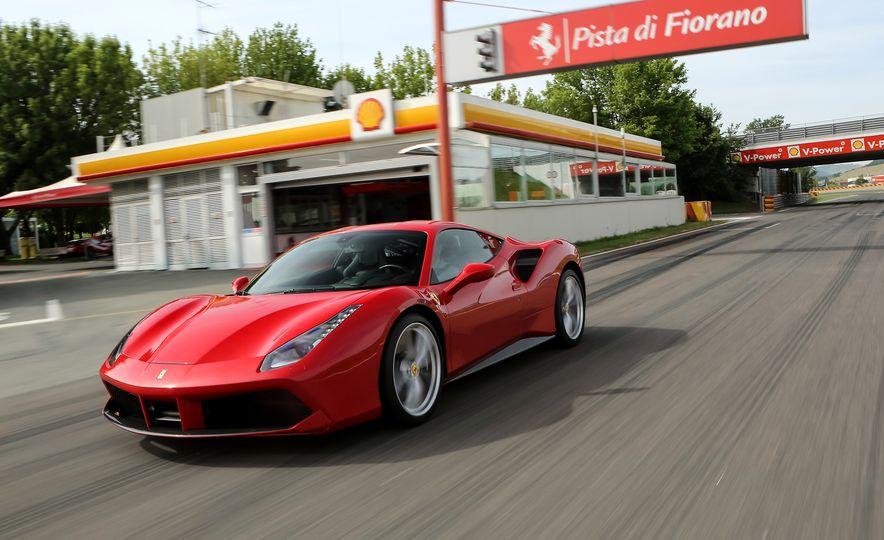 2016 Ferrari 488GTB - Slide 2
