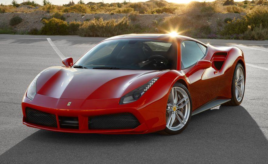 2016 Ferrari 488GTB - Slide 48