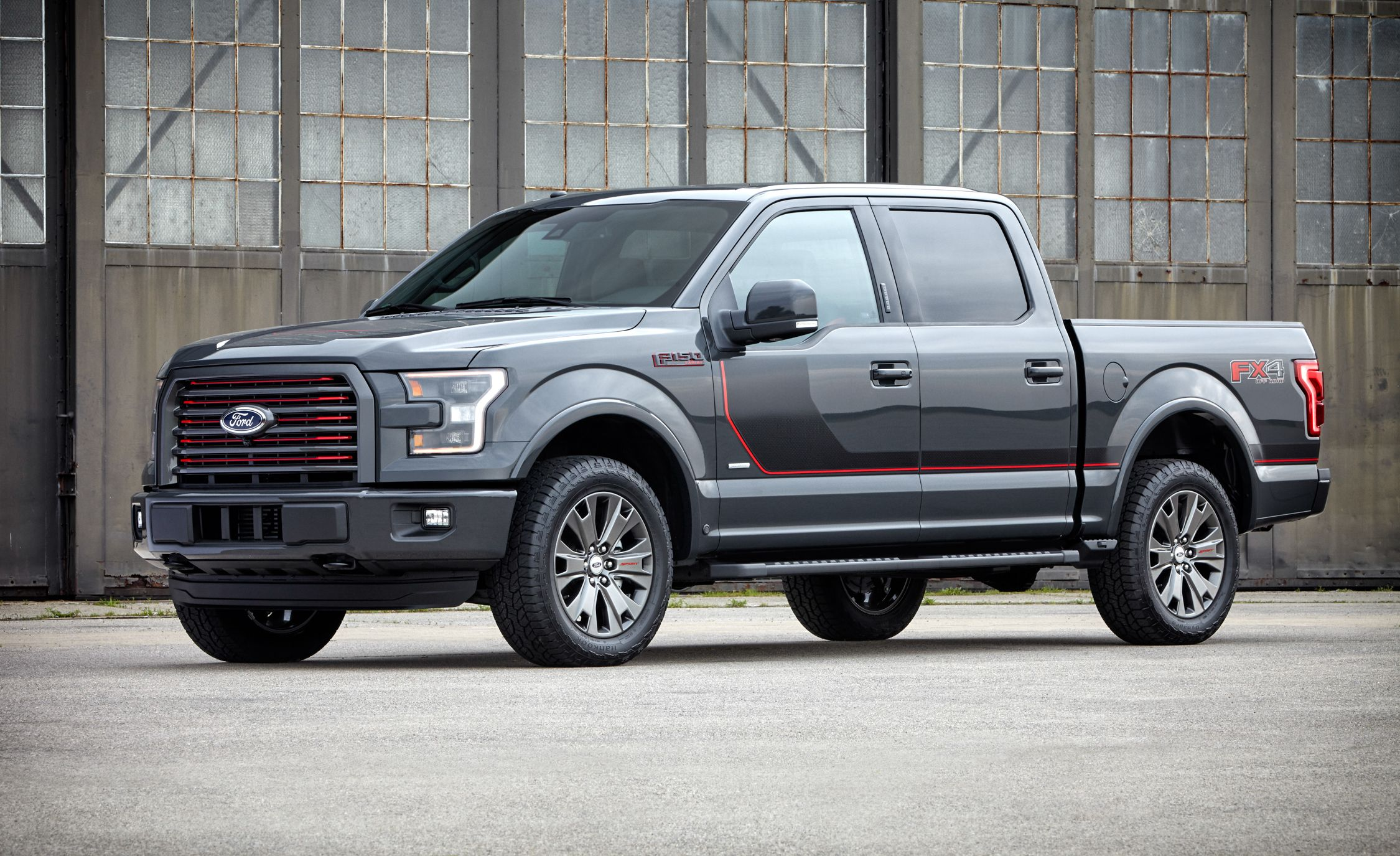 2016 Ford F-150 to Offer Special Edition Trim Package – News – Car ...