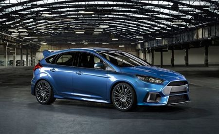 Official 2016 Ford Focus RS Pricing, Performance Estimates Released!