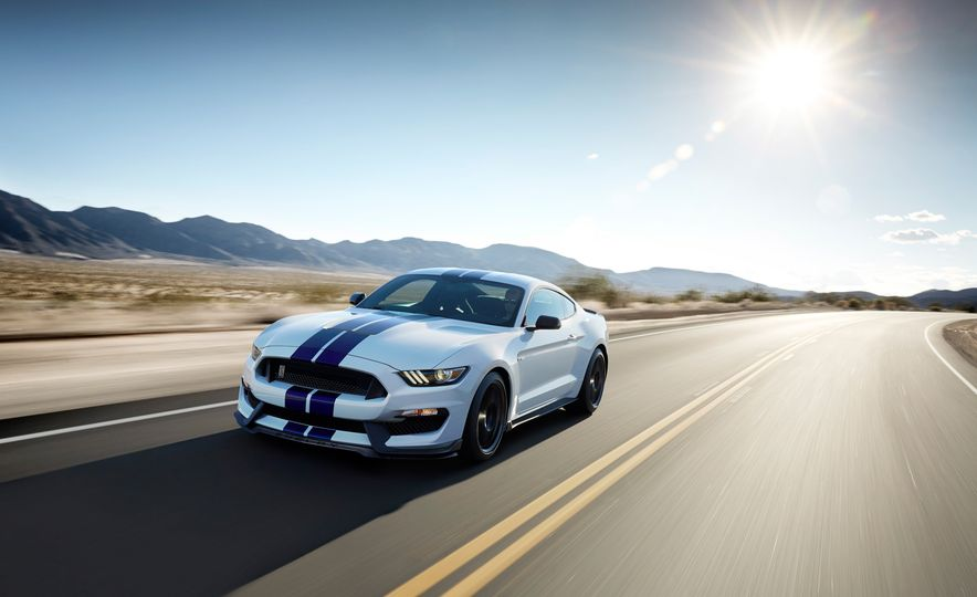 The All-new Shelby GT350 Mustang - Slide 1