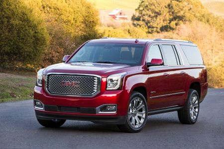 2016 GMC Yukon: Redder, Safer, and Still Able to Rock Like It's 1999