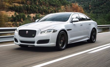 2016 Jaguar XJ: Faster Computers Tech Up the Refreshed Flagship Sedan