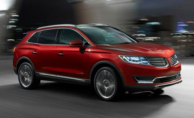 2016 Lincoln MKX Has Lower Base Price Than Before