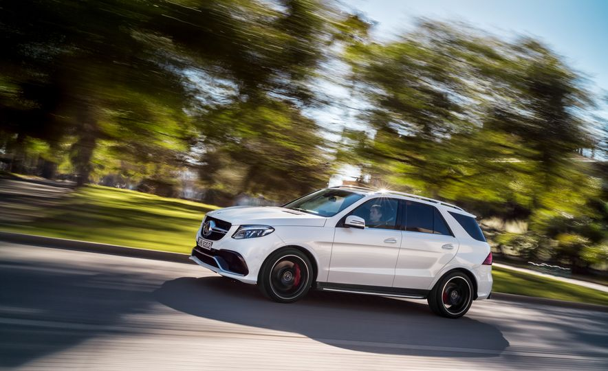 2016 Mercedes-AMG GLE63 S-Model - Slide 1