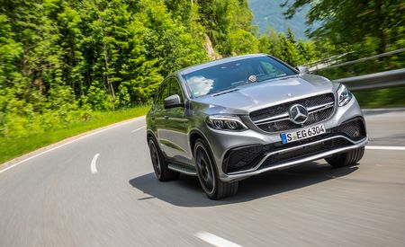 2016 Mercedes-Benz GLE-class Coupe – First Drive Review