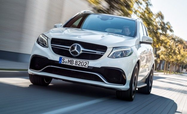 New Names, New Prices as GLE-class Replaces M-class at Mercedes-Benz
