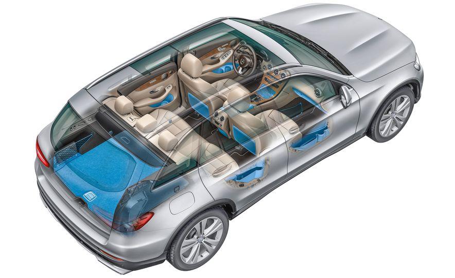 2016 Mercedes-Benz GLC250d 4MATICs (Euro-spec) - Slide 43