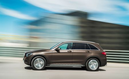 Mercedes-Benz GLC Range to Add an AMG Sport Model