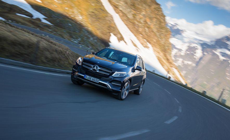 2016 Mercedes-Benz GLE400 4MATIC - Slide 88