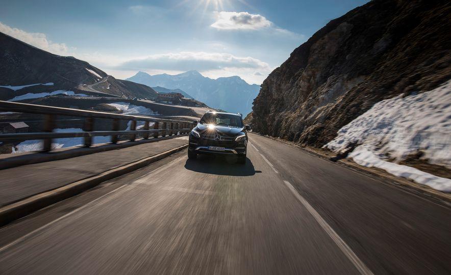 2016 Mercedes-Benz GLE400 4MATIC - Slide 89