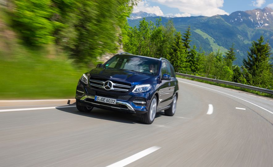 2016 Mercedes-Benz GLE400 4MATIC - Slide 94
