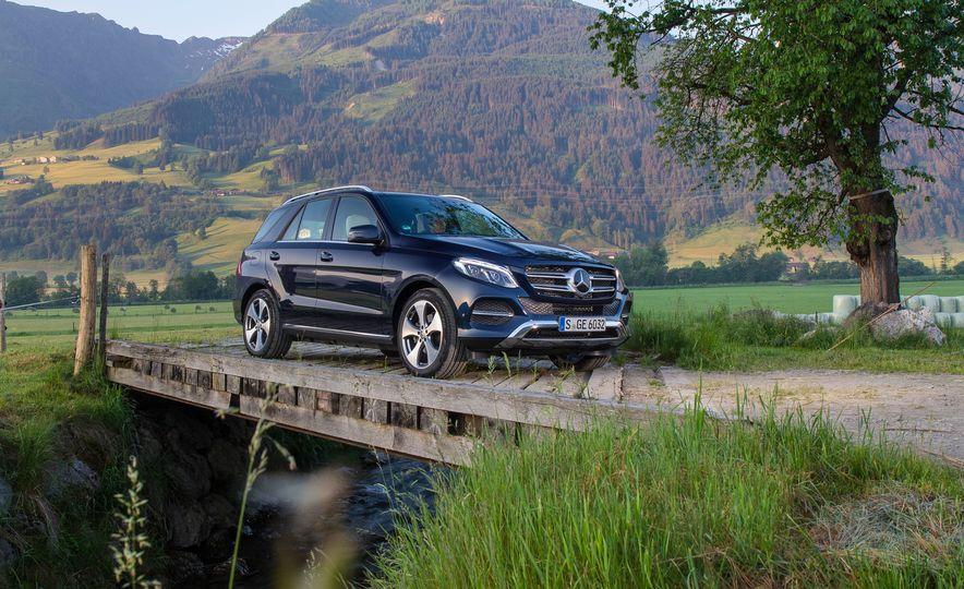 2016 Mercedes-Benz GLE400 4MATIC - Slide 101