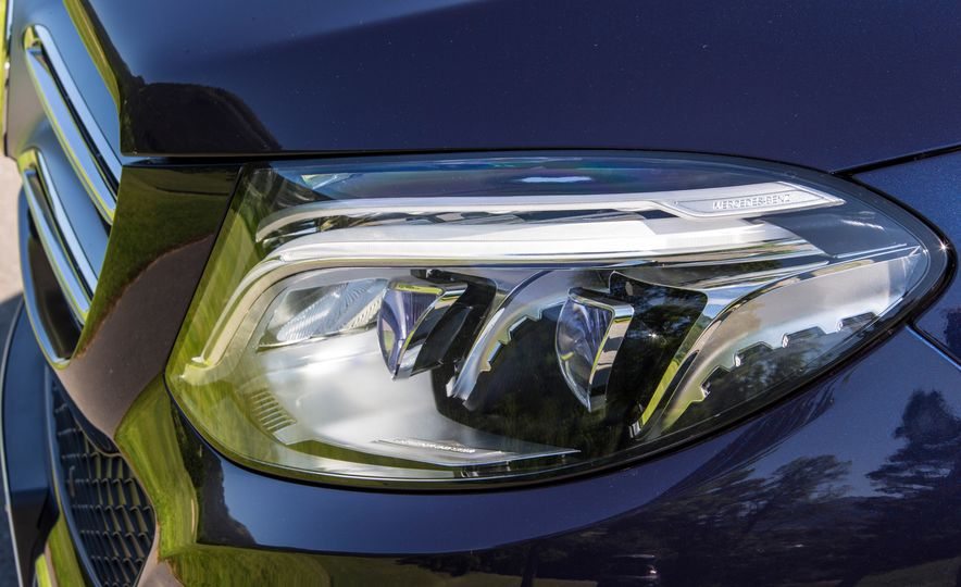 2016 Mercedes-Benz GLE400 4MATIC - Slide 106