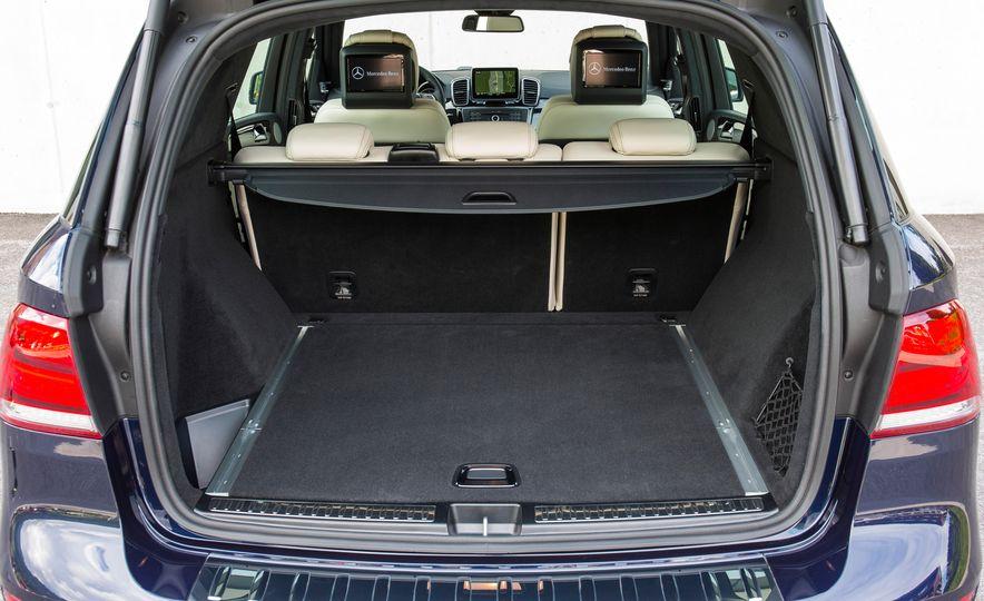 2016 Mercedes-Benz GLE400 4MATIC - Slide 111