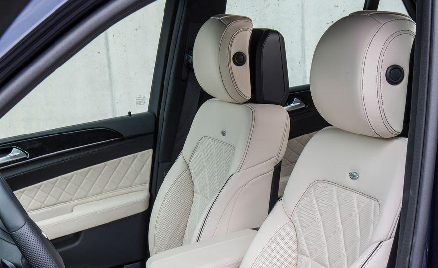 2016 Mercedes-Benz GLE400 4MATIC - Slide 114