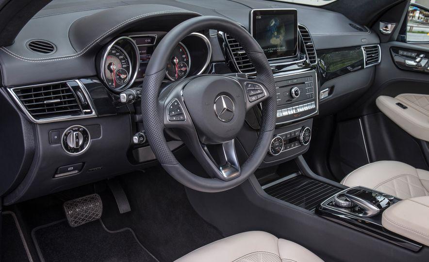 2016 Mercedes-Benz GLE400 4MATIC - Slide 117