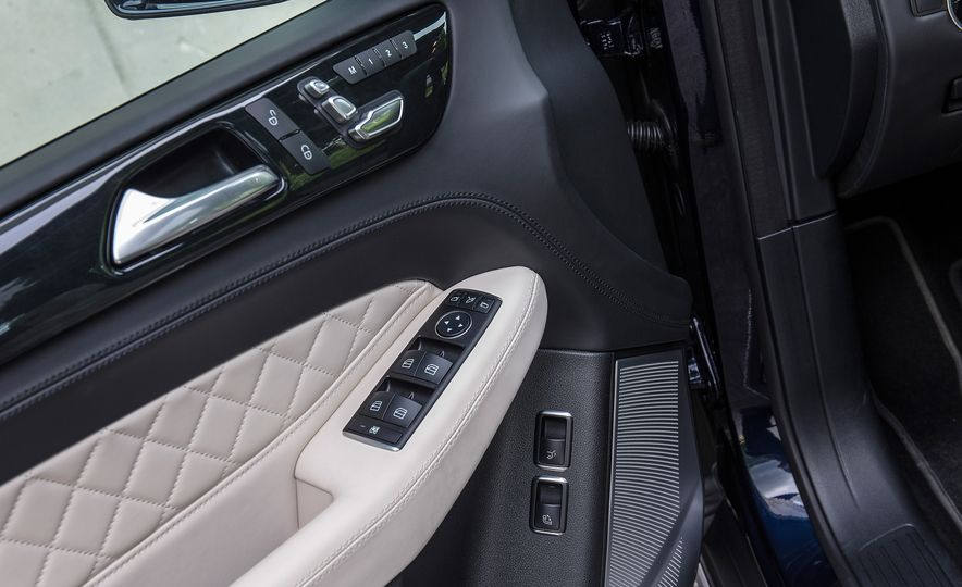 2016 Mercedes-Benz GLE400 4MATIC - Slide 118