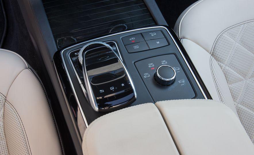 2016 Mercedes-Benz GLE400 4MATIC - Slide 119