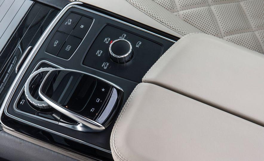 2016 Mercedes-Benz GLE400 4MATIC - Slide 120