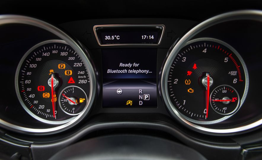 2016 Mercedes-Benz GLE400 4MATIC - Slide 121
