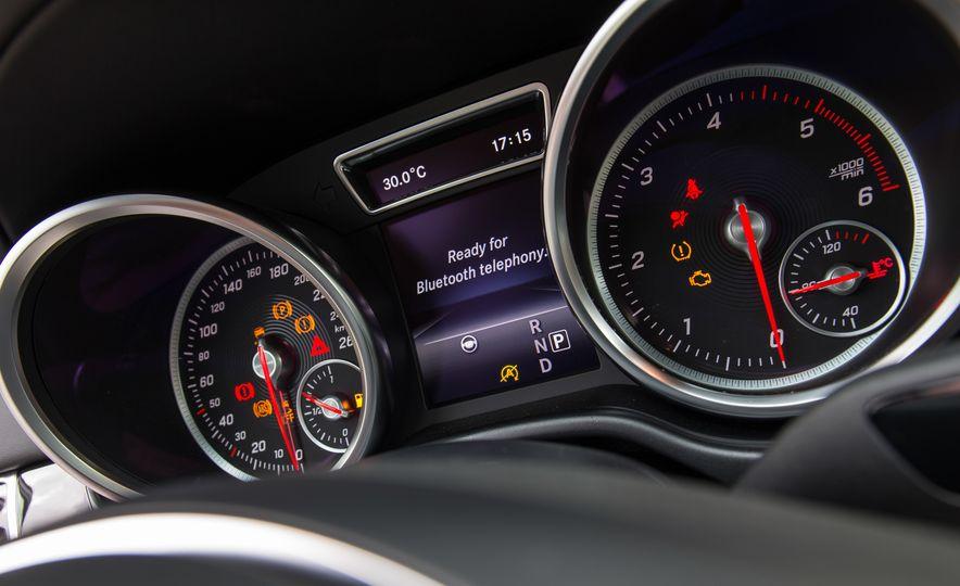 2016 Mercedes-Benz GLE400 4MATIC - Slide 122