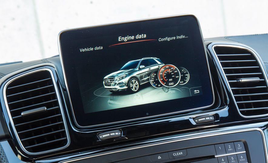 2016 Mercedes-Benz GLE400 4MATIC - Slide 126