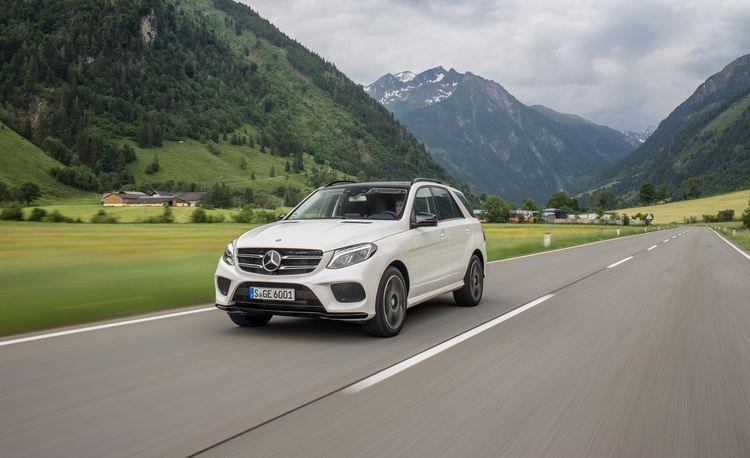 2016 Mercedes-Benz GLE-class – First Drive Review