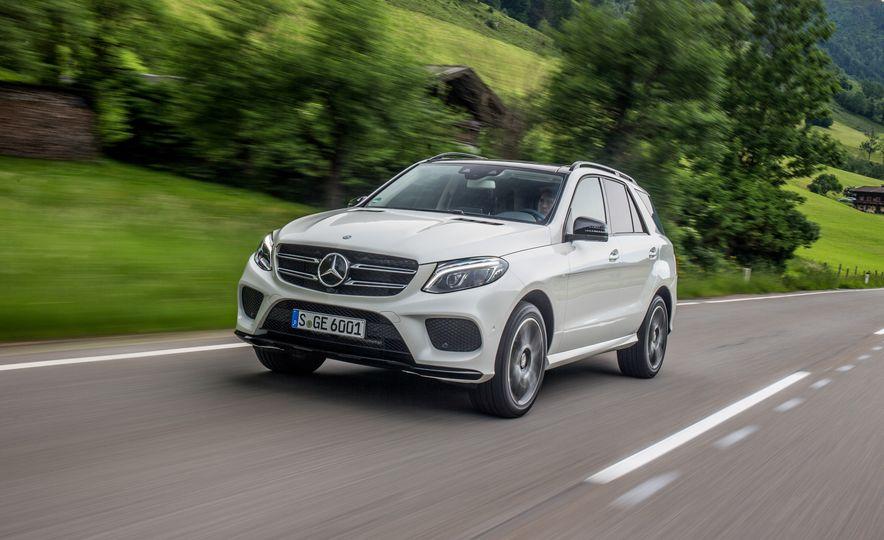 2016 Mercedes-Benz GLE400 4MATIC - Slide 4