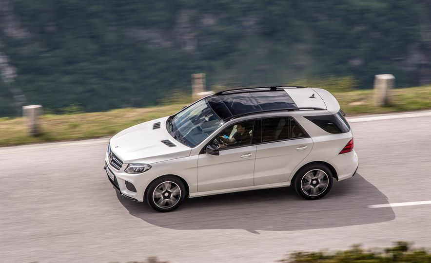 2016 Mercedes-Benz GLE400 4MATIC - Slide 10