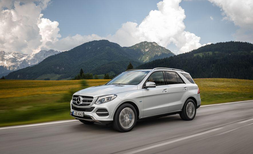 2016 Mercedes-Benz GLE400 4MATIC - Slide 36