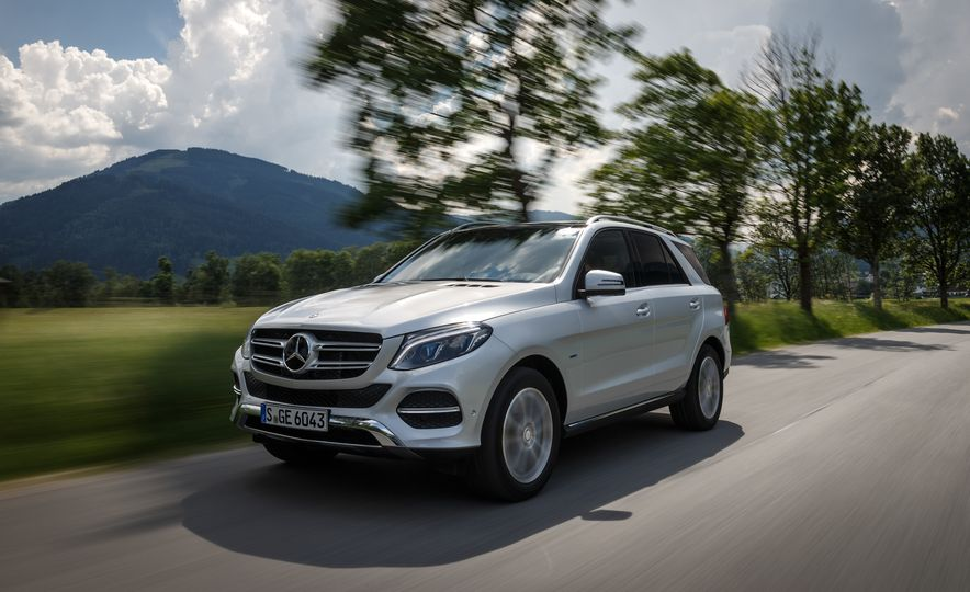 2016 Mercedes-Benz GLE400 4MATIC - Slide 38