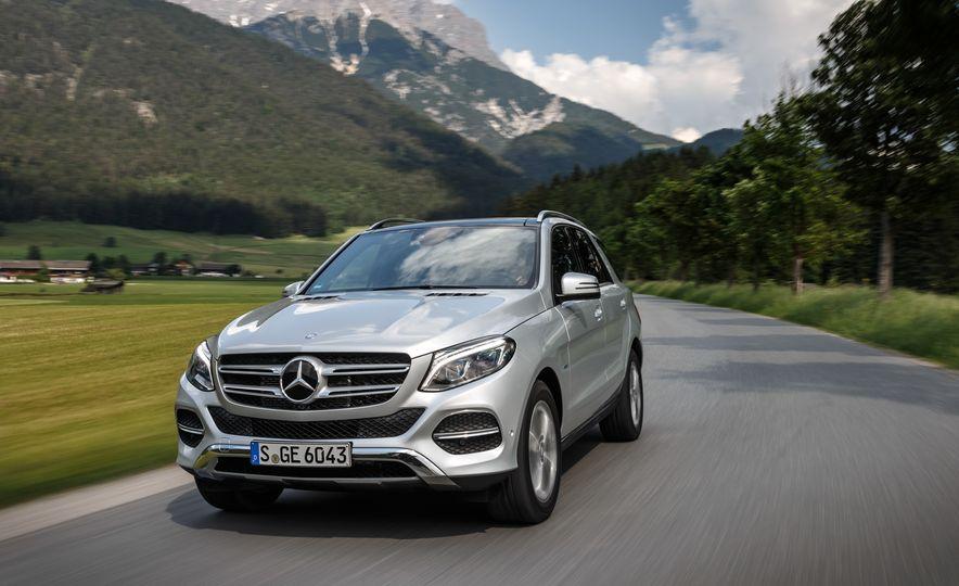 2016 Mercedes-Benz GLE400 4MATIC - Slide 39