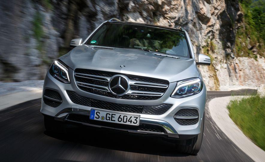 2016 Mercedes-Benz GLE400 4MATIC - Slide 40