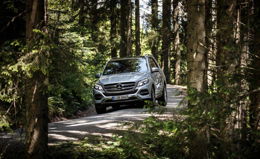2016 Mercedes-Benz GLE400 4MATIC - Slide 44