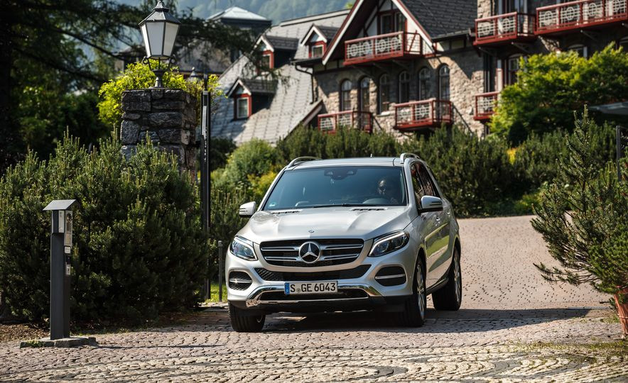 2016 Mercedes-Benz GLE400 4MATIC - Slide 47